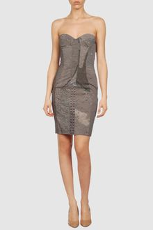 Hussein Chalayan Short Dress - Lyst