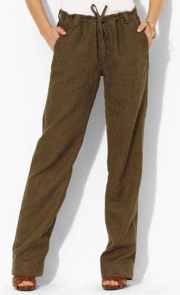 Popular Linen Pants Women Drawstring Bennett Malibu Women39s Drawstring Linen