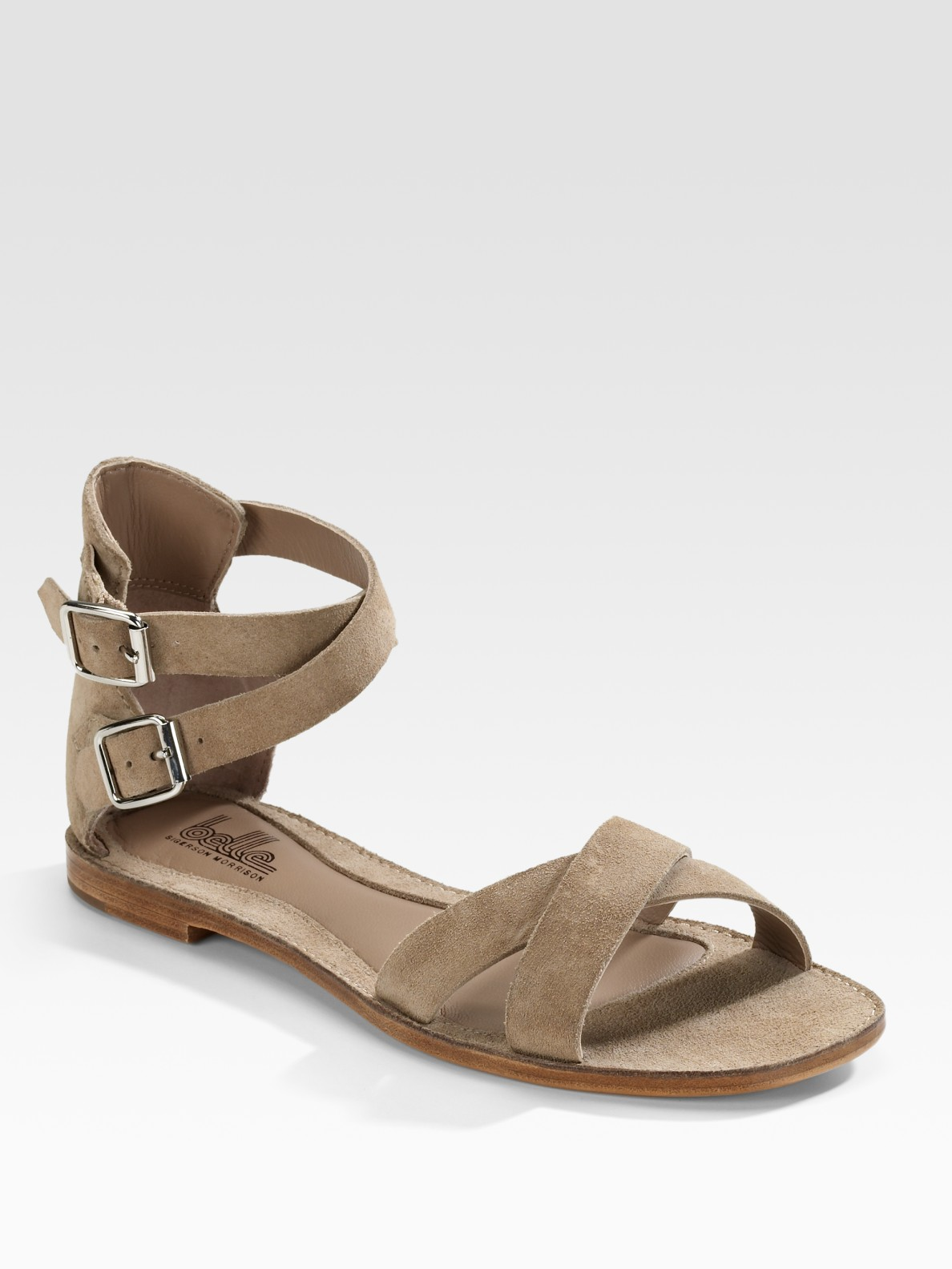 Belle By Sigerson Morrison Suede