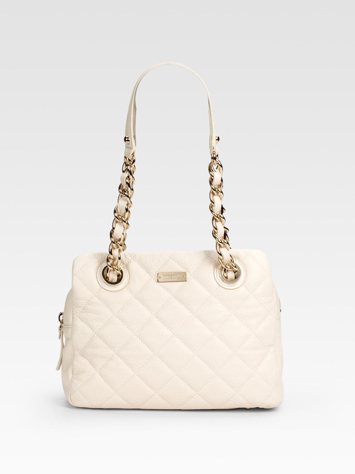 Kate Spade Elisabeth Quilted Chain Strap Shoulder Bag 32
