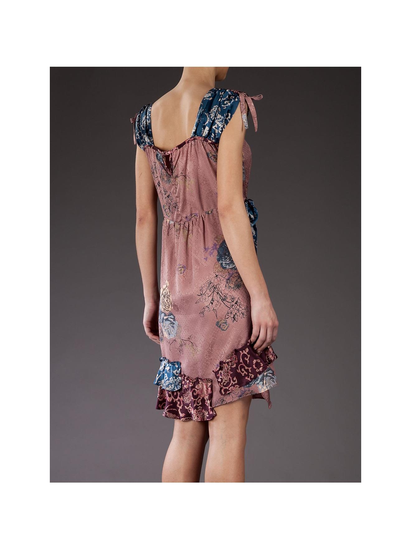 odd molly rosa dress