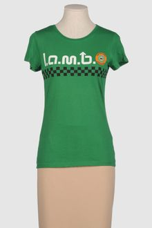 L.a.m.b. Short Sleeve T-shirt - Lyst