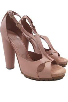 Cacharel Blush Heels - Lyst