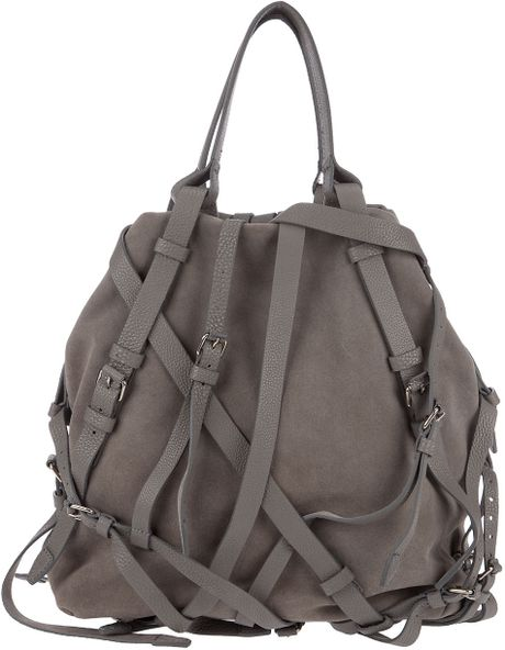 Alexander Wang Kirsten Bag in Gray (grey) - Lyst
