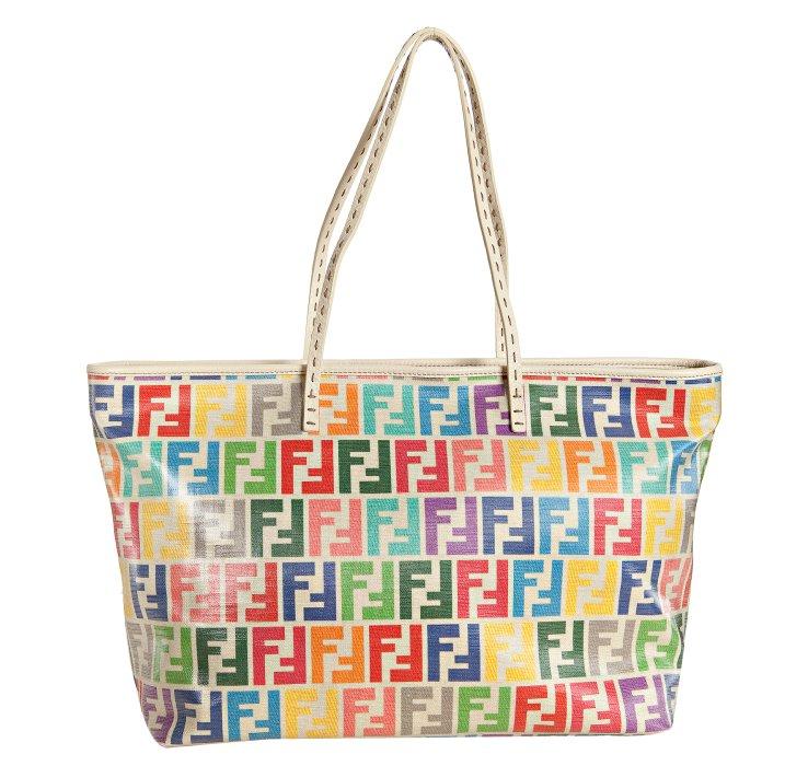 Fendi Roma Roll Bag