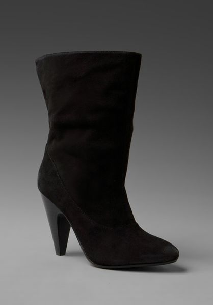 Ash Illusion Bootie in Black - Lyst