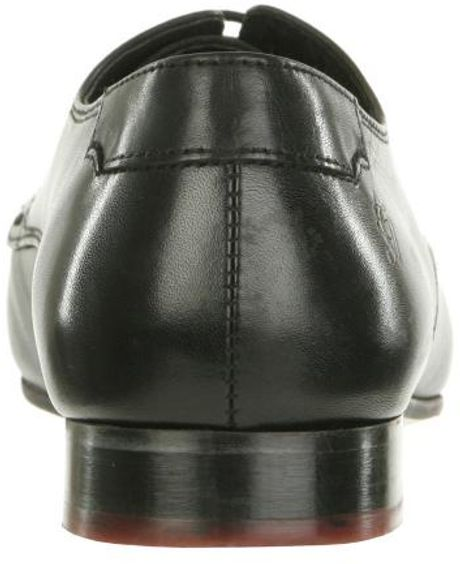 Gibson Mens Aperture Shoes in Black for Men