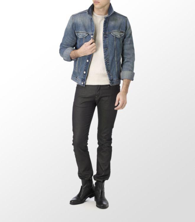 Paul Smith Denim Jacket in Blue for Men