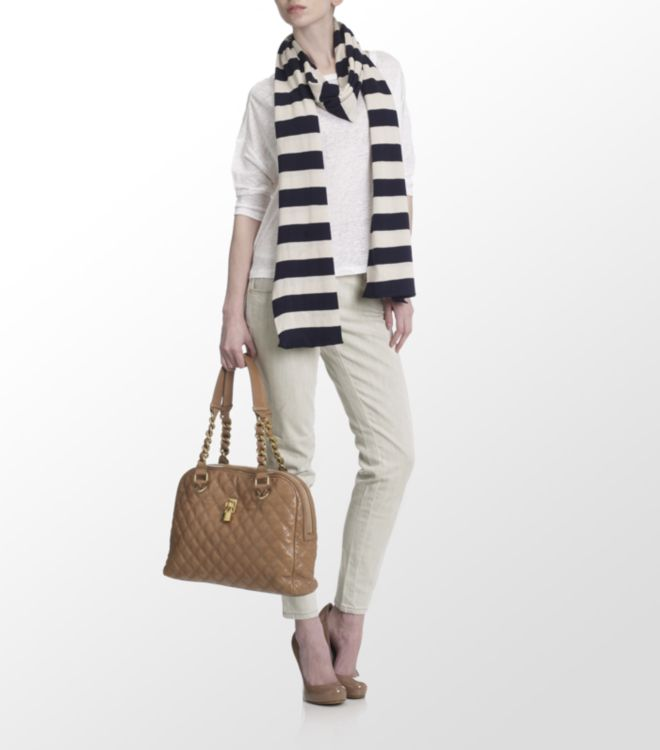 Sass & Bide Lovestate Skinny Crop Jean in Unrestrained in Ivory (White) for Men