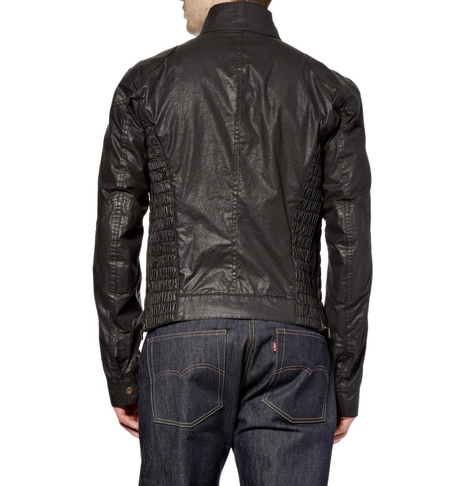 mejores ofertas en llega bajo precio Gangster Waxed Jacket