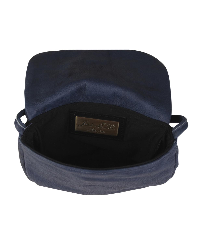 Jas MB Lisa Tiny Cross Body Bag in Blue