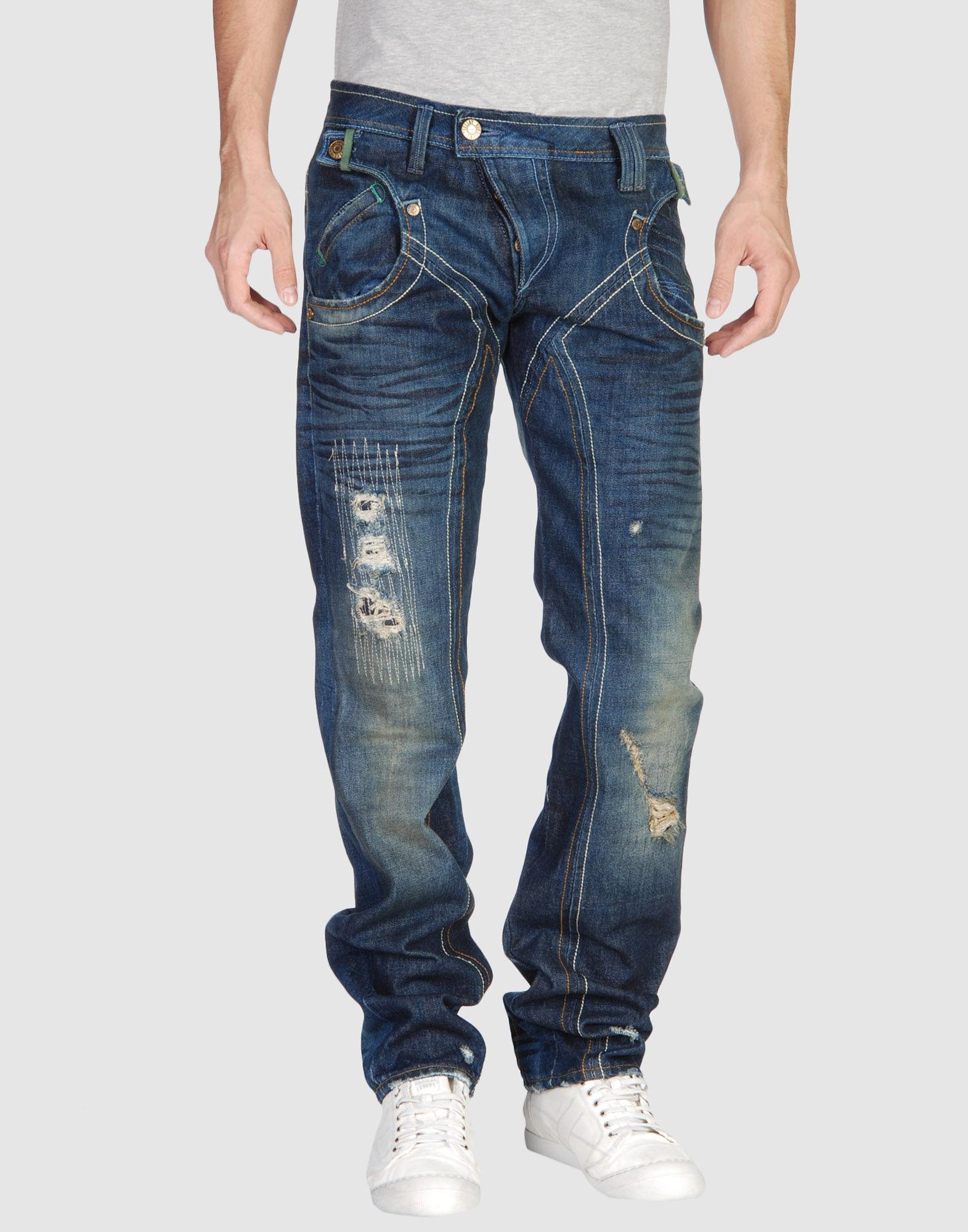 Takeshy Kurosawa Jeans in Blue for Men | Lyst