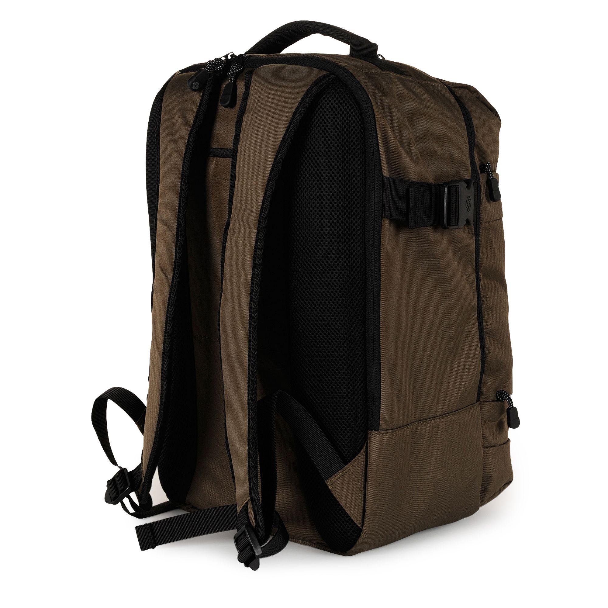 Samsonite Metatrak Laptop Backpack Large in Khaki (Green) for Men