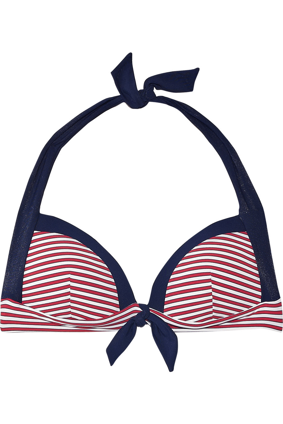 red striped bikini lyst jets by jessika allen coastline striped bikini top 5704