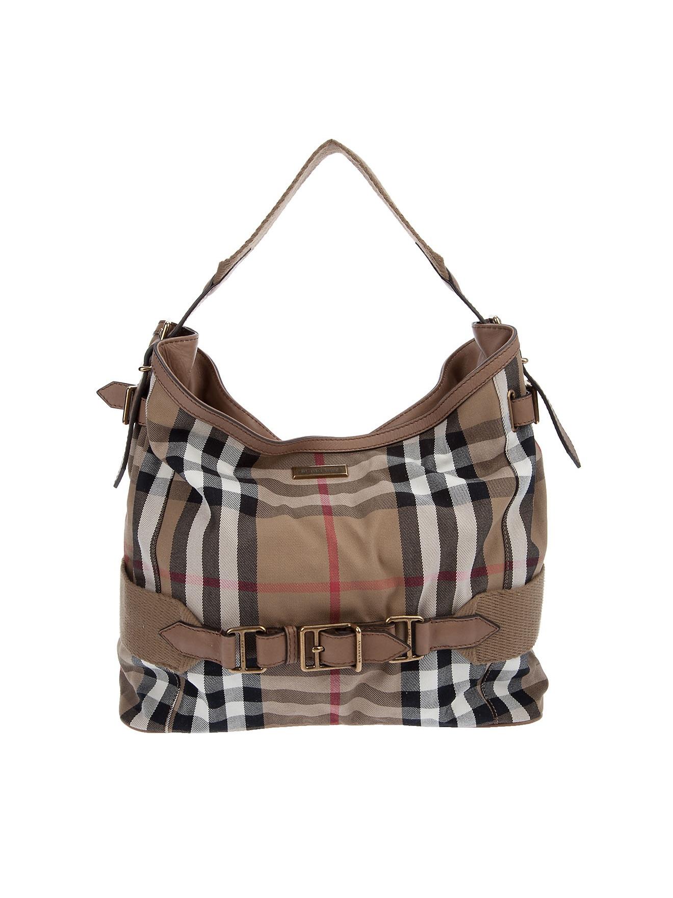 Burberry Parson Bag in Brown - Lyst 3a2e8ead58