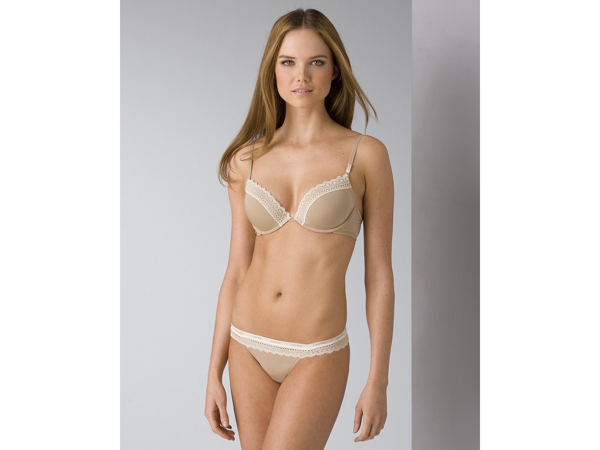 Lyst Calvin Klein Underwear Womens Perfectly Fit Flirty