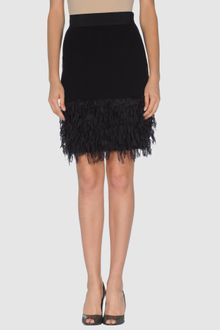 Giambattista Valli Knee Length Skirt - Lyst