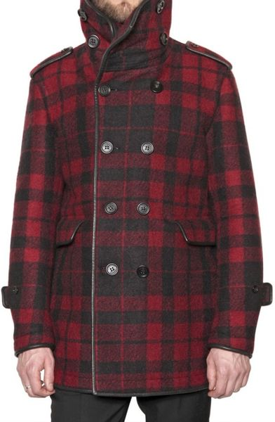 Find great deals on eBay for men's plaid peacoat. Shop with confidence.