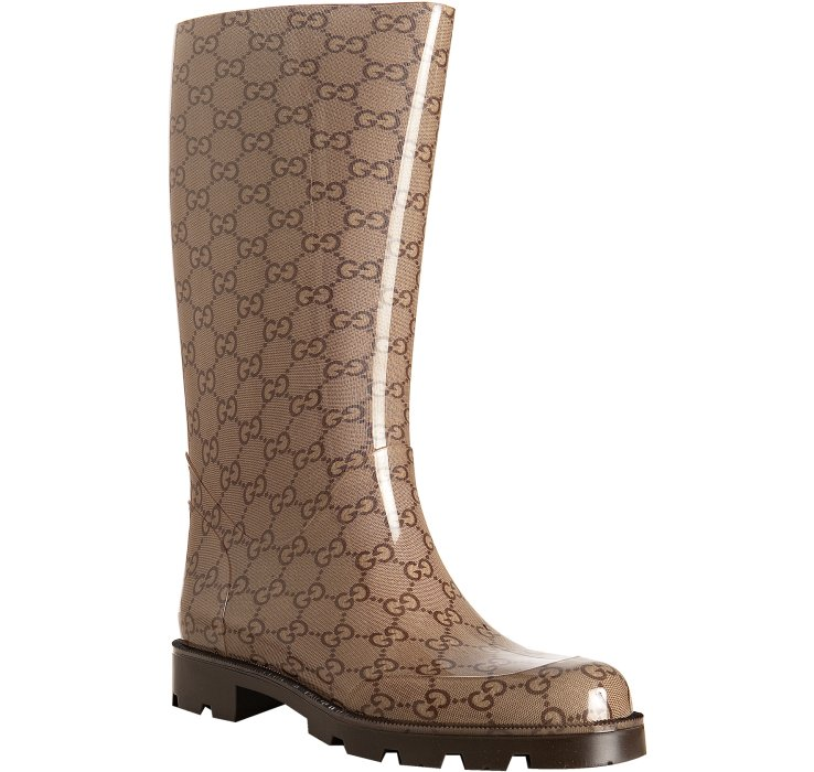 Fantastic Gucci Edimburg GG Rain Boot  Bloomingdale39s