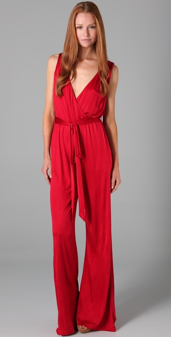 Red Jumpsuit Clothing Photo Album - Reikian