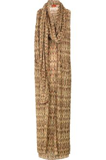Missoni Crochet-knit Dress and Cardigan Twinset - Lyst