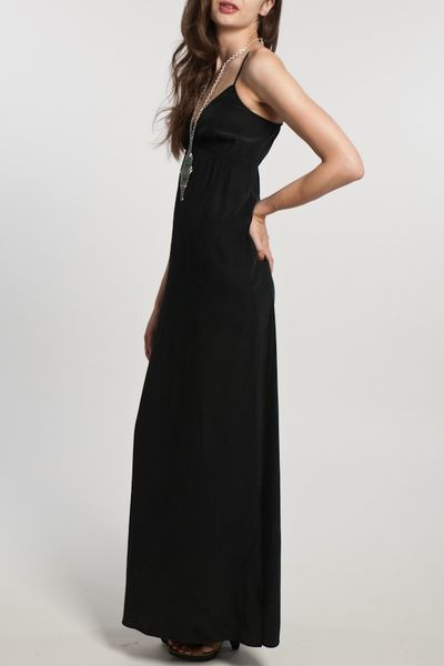 Twelfth Street Cynthia Vincent Full Length Slip Dress In
