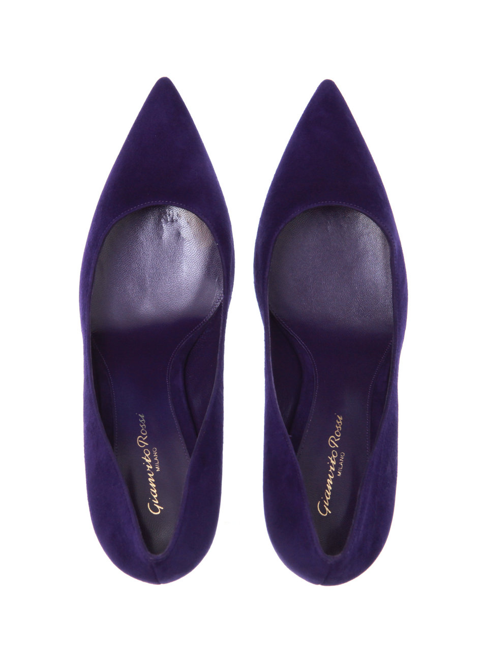 You searched for: purple suede pumps! Etsy is the home to thousands of handmade, vintage, and one-of-a-kind products and gifts related to your search. No matter what you're looking for or where you are in the world, our global marketplace of sellers can help you .