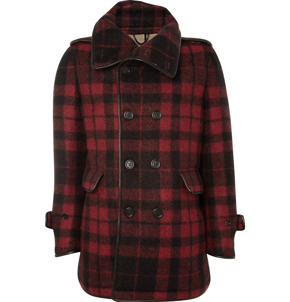 Stay warm and stylish in men's outerwear. Sophisticated double breasted, trench coats and military styles all created in soft but fabrics. Soft fabrics and an assortment of colors will provide ultimate warmth on the coldest of days.