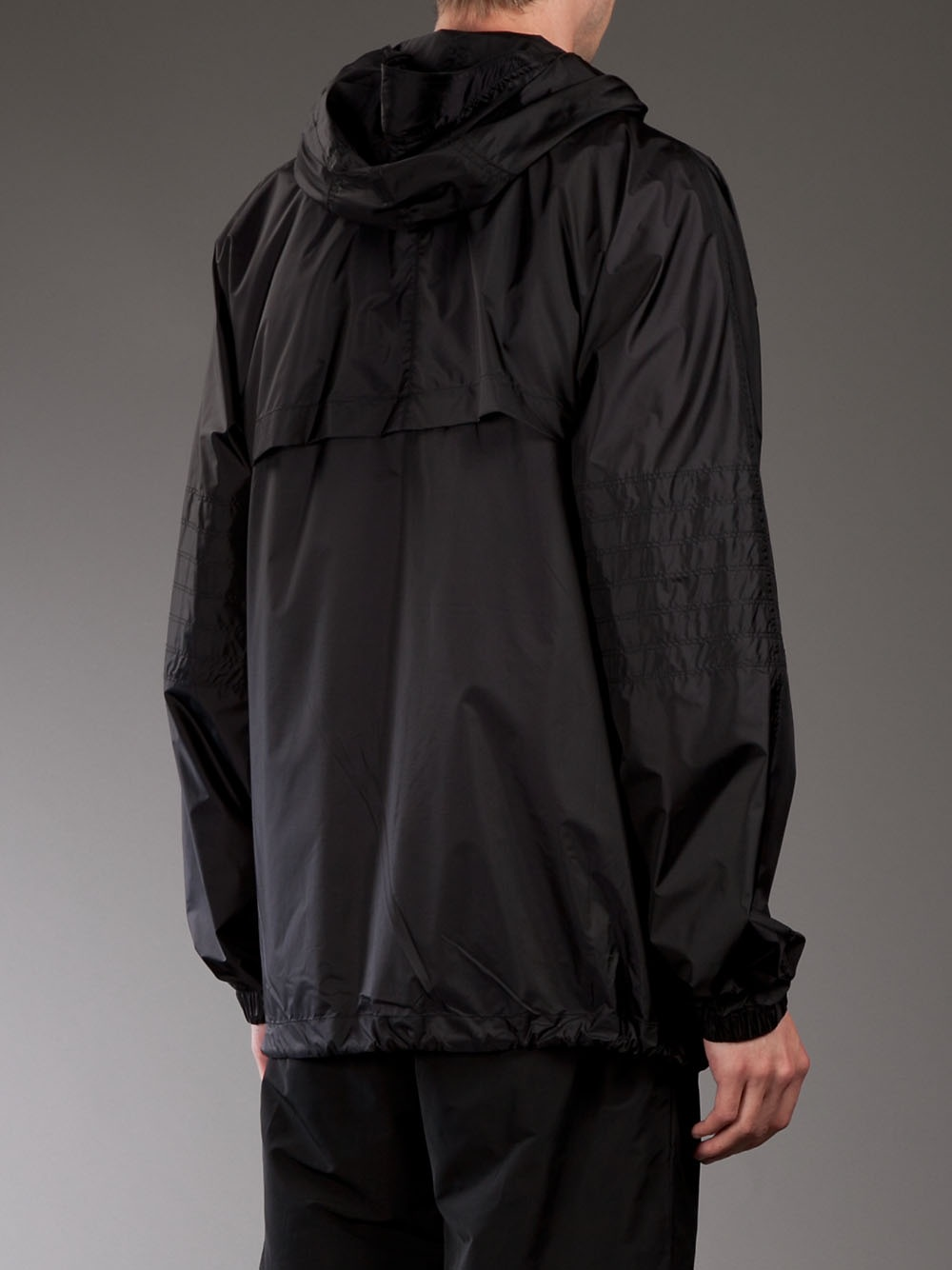 Givenchy Waterproof Jacket in Black for Men