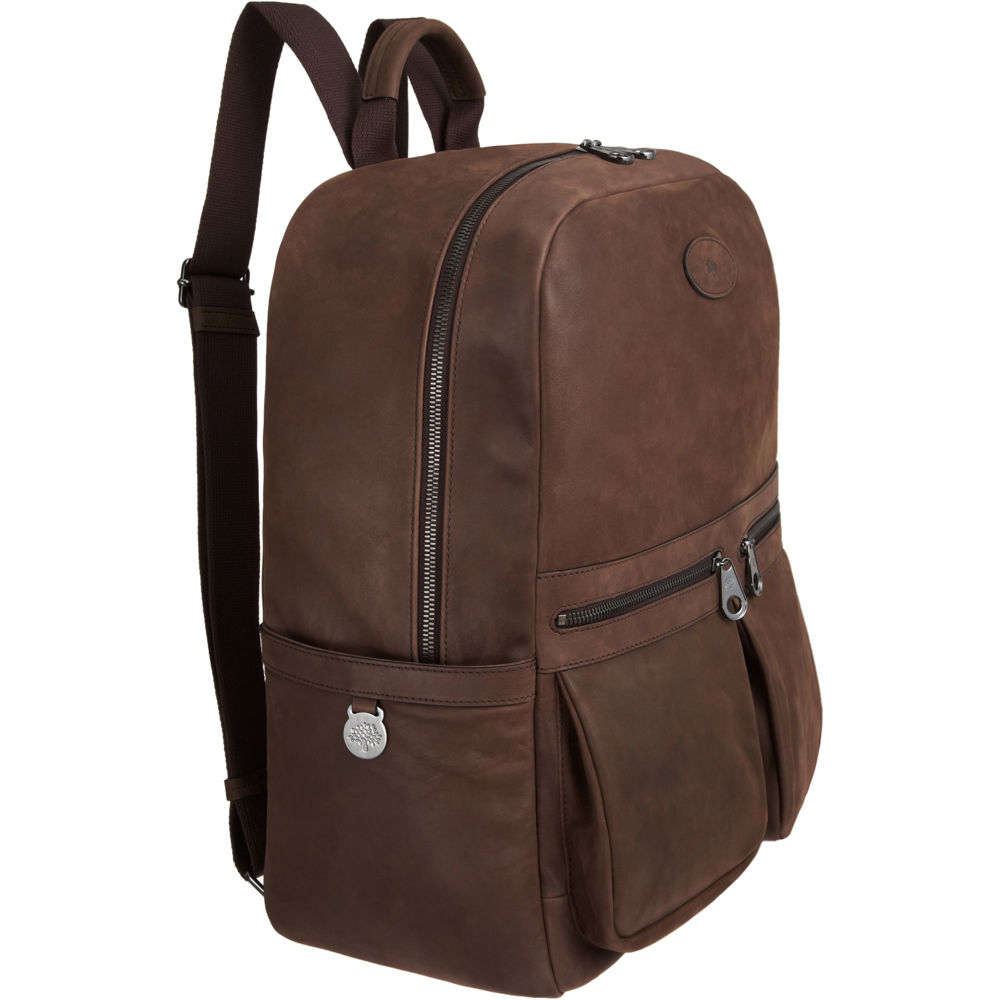 79e6c8031ff6 ... low price lyst mulberry henry backpack in brown for men 36063 6c5ea