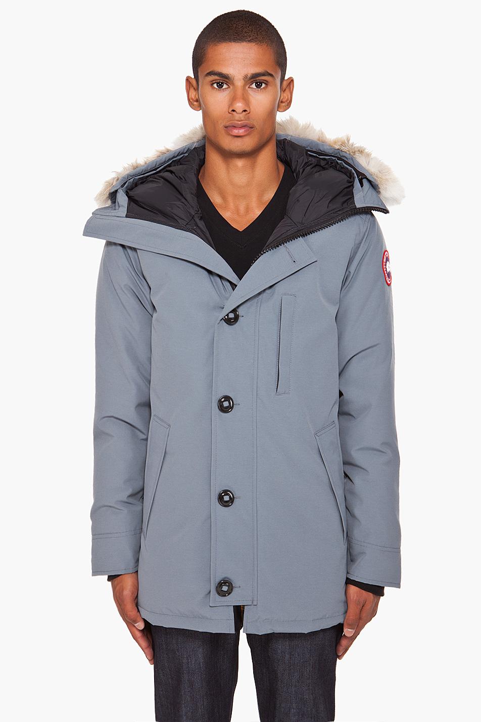 canada goose black chateau parka jacket
