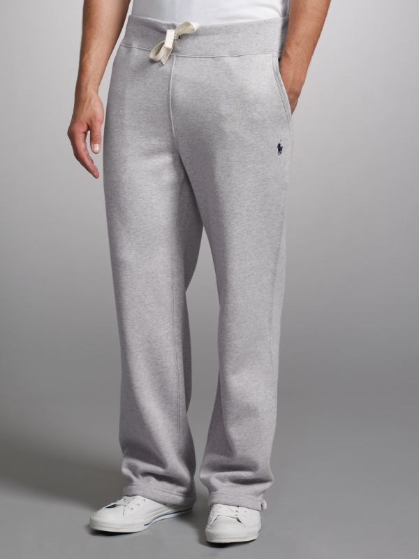 2815af2df925 Polo Ralph Lauren Sweat Pants Light Sport Heather in Gray for Men - Lyst