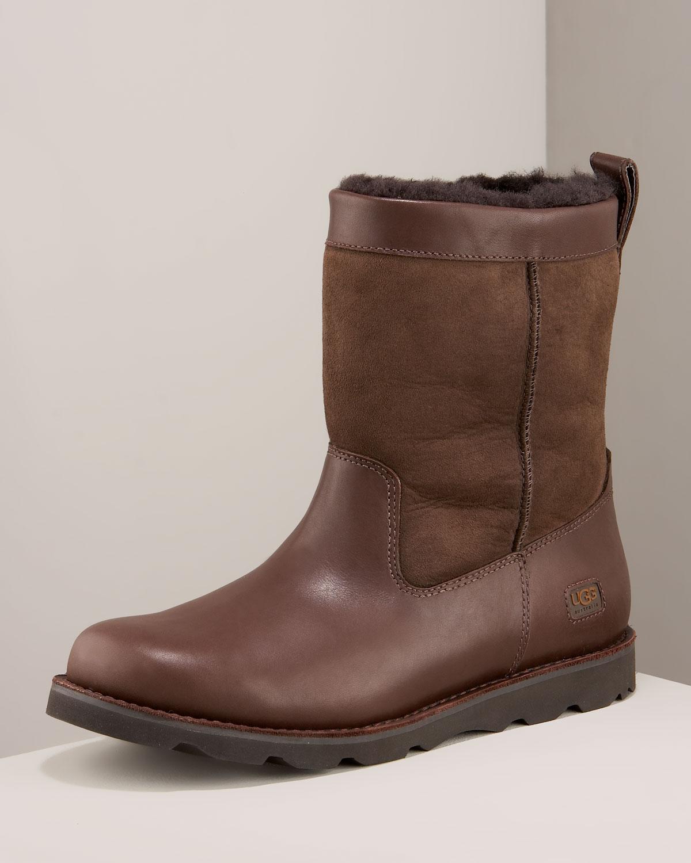 Ugg Wrangell Boot Brown For Men Lyst