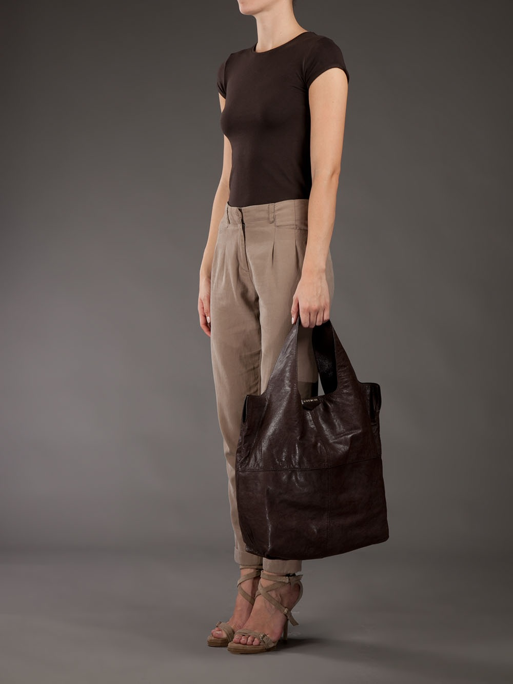 Givenchy George V Bag in Brown - Lyst