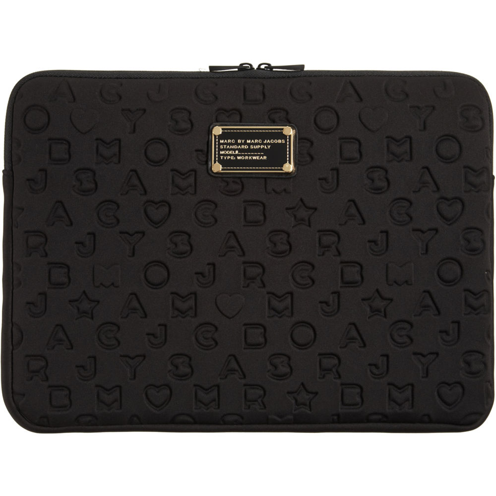 size 40 b5d32 e577e Marc By Marc Jacobs Pink 13 Laptop Sleeve