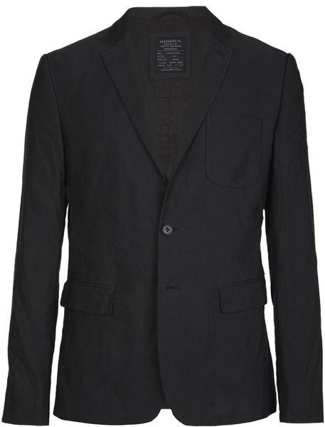 Allsaints Torino Jacket in Black for Men