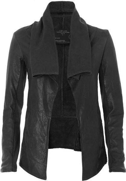 Allsaints Datya Jacket in Black - Lyst