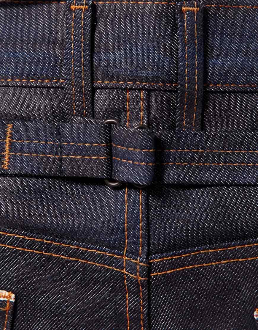 c8ea190e905 Lyst - Edwin Sen Japanese Red Selvedge Dry Shave Jeans in Blue for Men