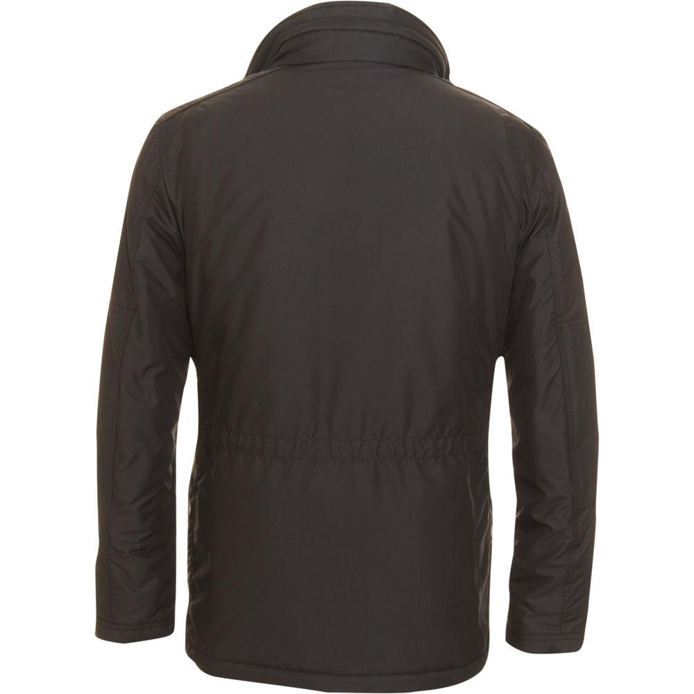 online store 805e9 dfcdd Fay Black Stadium Field Jacket for men