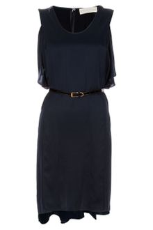 Stella McCartney Belted Dress - Lyst