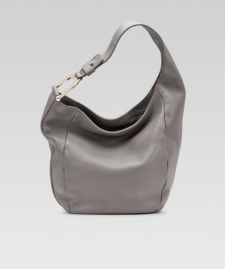 Gucci Greenwich Shoulder Bag, Medium in Gray