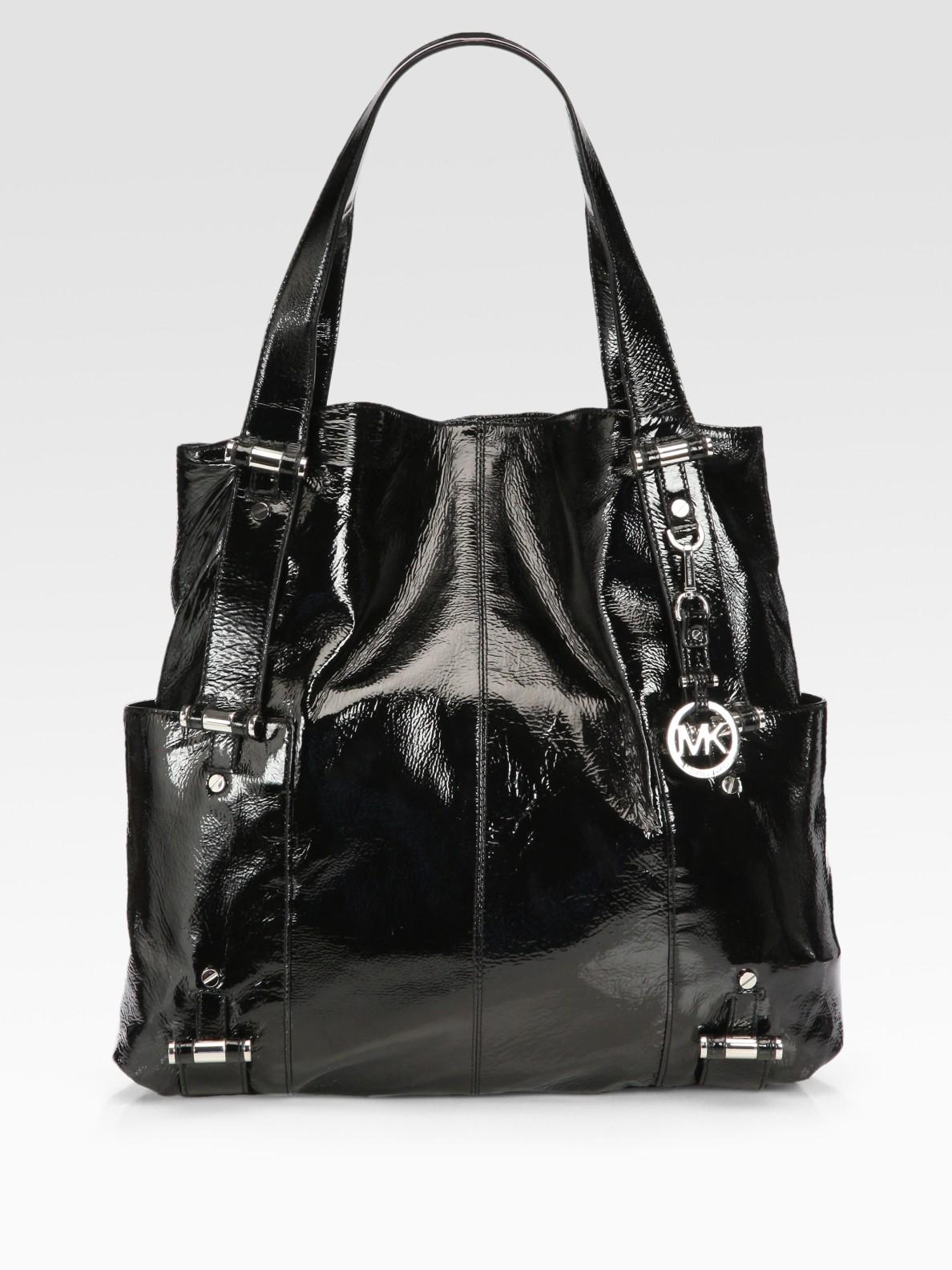 ffc47c0efdd2 Large Black Patent Leather Tote Bag | Stanford Center for ...