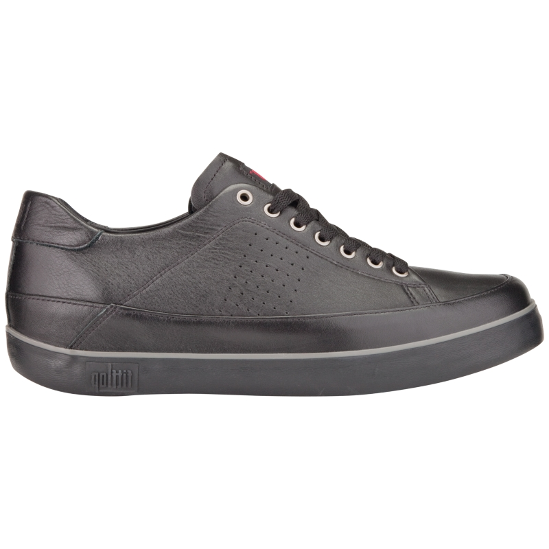556053ff925 Fitflop Black Patent Trainers
