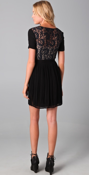 Lyst Vena Cava Swf Dress In Black