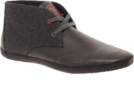 Aldo Aldo Luciani Chukka Boots in Gray for Men (grey) - Lyst