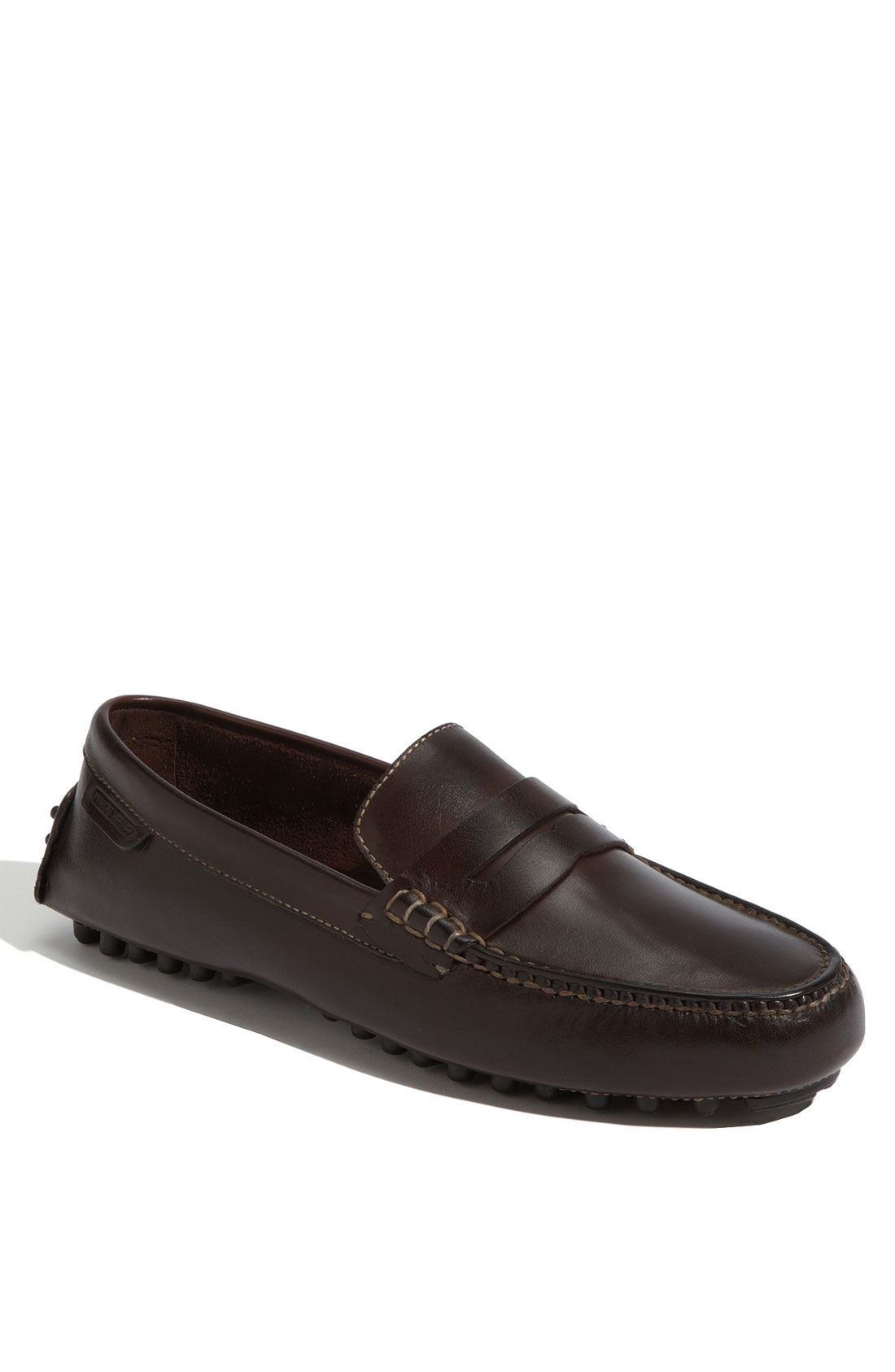 cole haan 39 air grant 39 driving loafer men in brown for. Black Bedroom Furniture Sets. Home Design Ideas