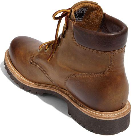 Frye Dakota Plain Toe Boot In Brown For Men Tan Lyst