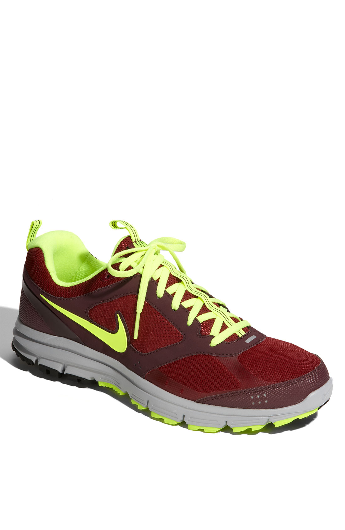 Nike Lunarfly+ 2 Trail Running Shoe in Red for Men (team . b37c9f162