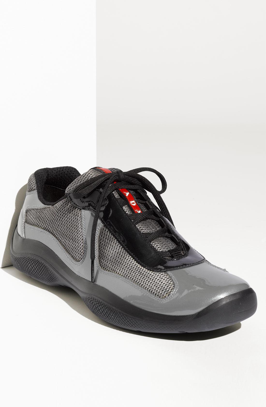 Prada Americas Cup Mens Shoes