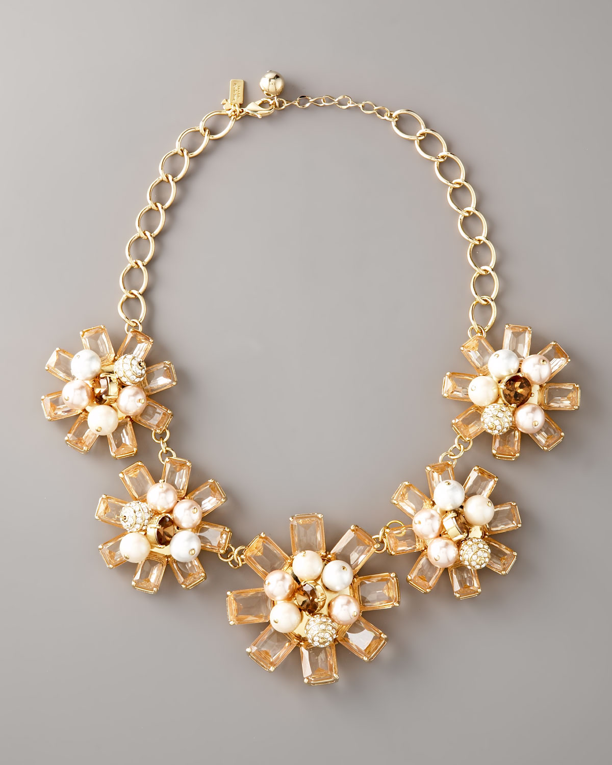 Kate spade new york Flower Necklace